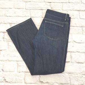 Gap 1969 women's Perfect Boot Jeans size 30/10r